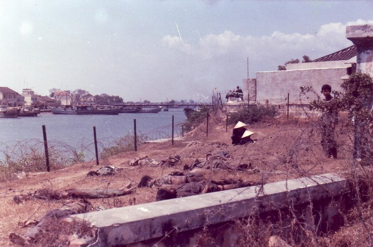 Phan Thiet 1968. Vietnam photos and notes