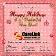 CareLink Holiday Greetings