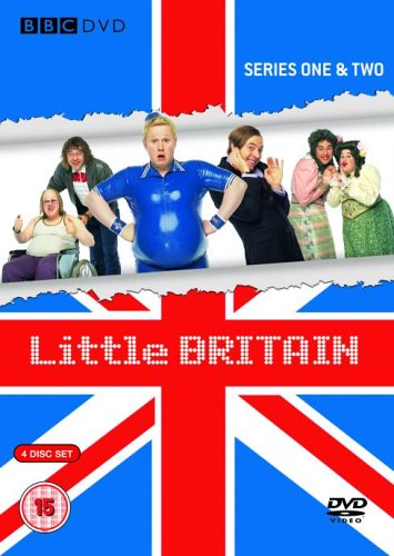 narrator little britain