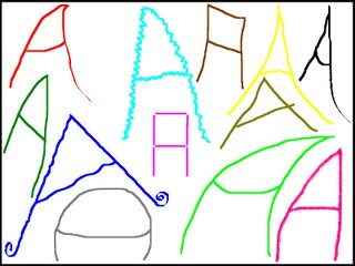 The Colored A's<br />