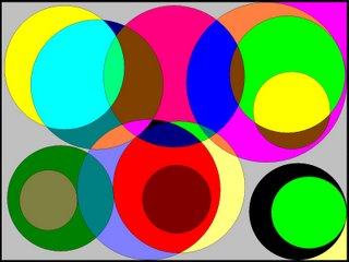 The Colored Circles<br />