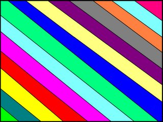The Colored Strips<br />