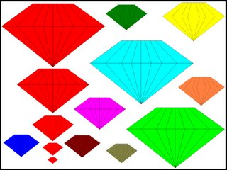 The Colored Diamonds<br />