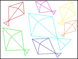 The Colored Kites<br />