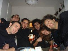 boccioli's boys + Anna