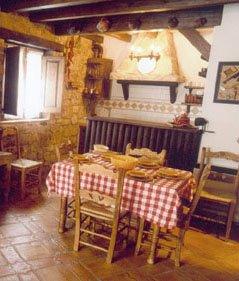 Cocina tipica andaluza