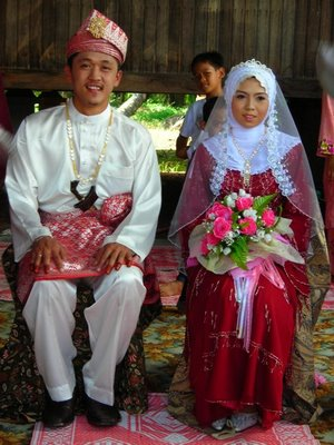 ela dan hafiz, 19th Nov 2006