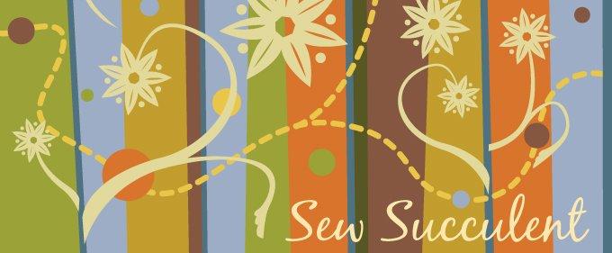 Sew Succulent