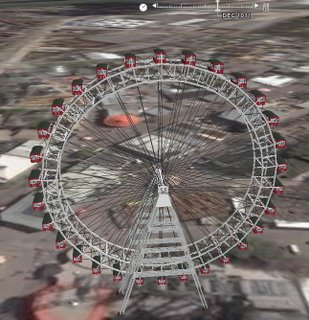 Time Animation (4D) in 3D - Google Earth