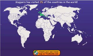 Mapperz TravBuddy Map