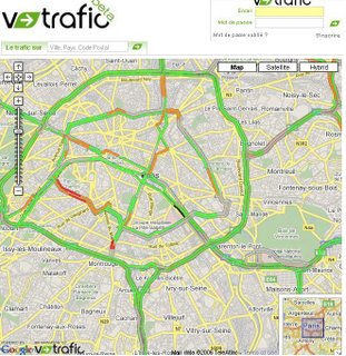 v-Trafic Beta - Traffic Congestion