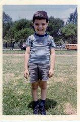 El Capi Gerardo cuando era niño chiquito y bonito...
