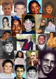 "Precious Children who were ""helped"" to Death"