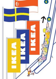 IKEA Catalogue Entrance