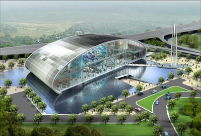 Spaceport Singapore Opens In 2009