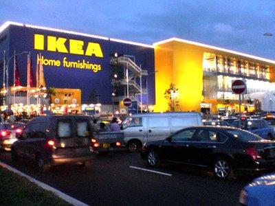 IKEA Tampines Opening 30 November 2006