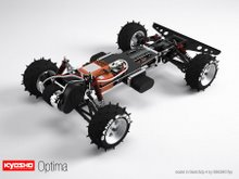 The Kyosho Optima