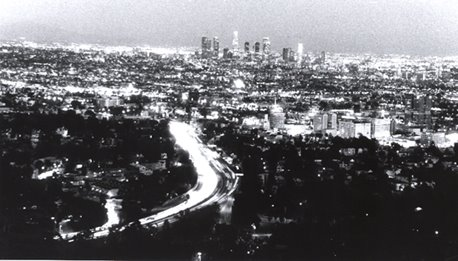 city view of los angeles