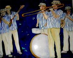 Musiciens de quartier