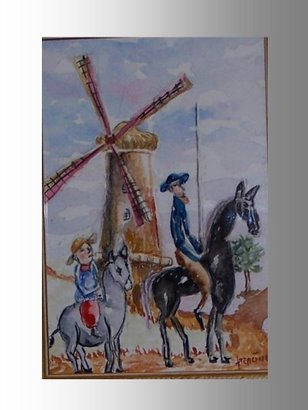 Don Quichote ******             VENDU