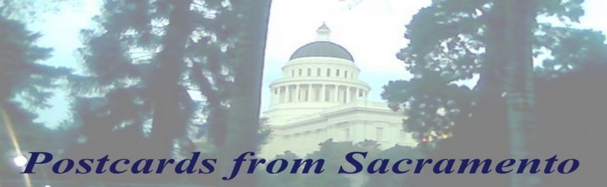 Postcards from Sacramento