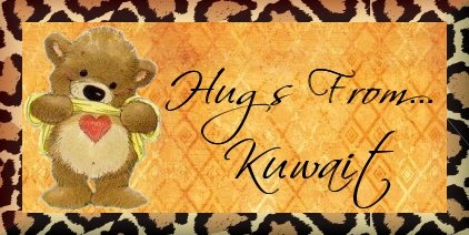 Hugs From Kuwait
