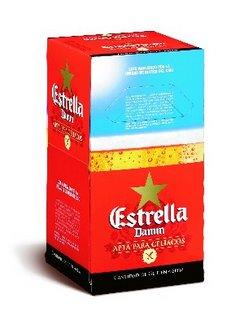 Estrella Damm apta para celiacos