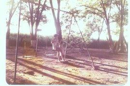 Balanço do Mundo (foto: eu aos dezesseis anos)