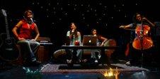 2005. 1er. Encuentro de Cantautoras Peruanas