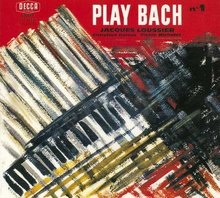 PLAY BACH VOL.1