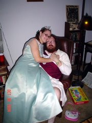 Jesus and the Prom Queen, Together at Last