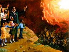 Então aparecerá no céu o sinal do Filho do homem, e TODAS AS NAÇÕES DA TERRA se lamentarão e VERÃO