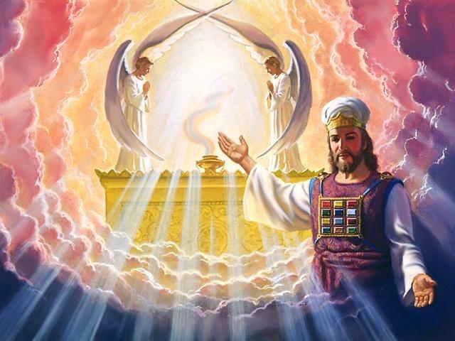 JESUS O SUMO SACERDOTE