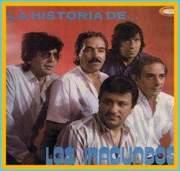 L.P. LA HISTORIA MUSICAL DE LOS IRACUNDOS