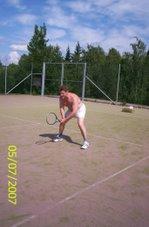 Tilaa tennisohjausta kotipaikkakuntasi tenniskentälle