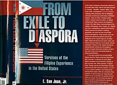 FROM EXILE TO DIASPORA: Versions of the Filipino Experience
