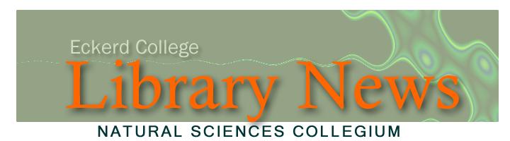 NAS Library News