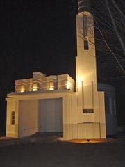 Puesta en valor e iluminacion de edificios publicos