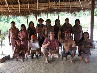 "Asociación Cultural Awajun y Wampis ""Nampag"""