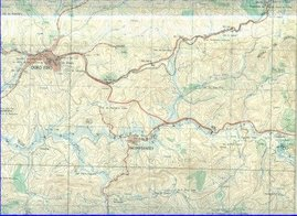 IBGE - Cartografia Regional   Inconfidentes e Ouro Fino (MG)