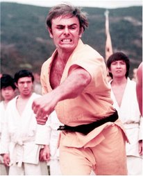 John Saxon Strikes Back