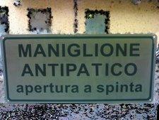 Maniglione Antipatico