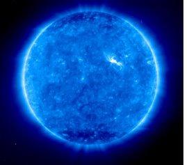 The Blue Sun