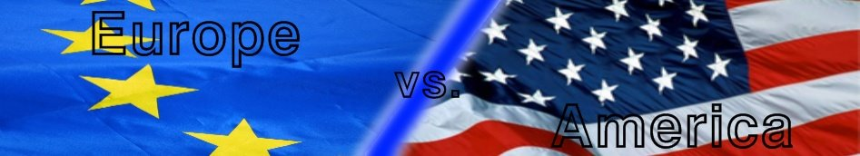 europe vs america