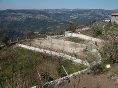 Vistas Gerais das Obras em Março 2007