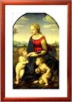 <i>La Belle Jardiniere Raphael, 1507</i>