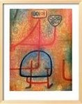 <i>La Belle Jardiniere Paul Klee, 1929</i>