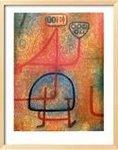<i>La Belle Jardiniere Paul Klee, 1929</i>