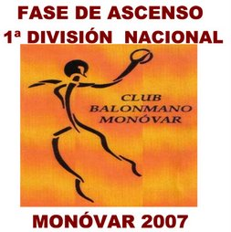 Fase de Ascenso Monóvar 2007