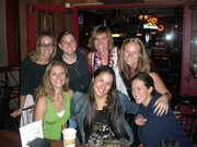 "Paddling Ladies at Denby""s Birthday"